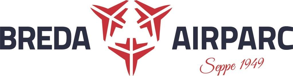 Logo Breda Airparc liggend